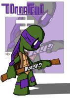 TMNT - Donny - BainesyStyle by bainesyfellah