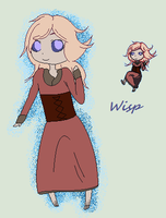 Original - Wisp by Karma-Maple