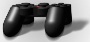 Playstation 2 Controller by Eulogy-Dignity