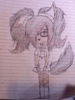 +~Sketch:My Sonic Style :I~+ by oOHeartlessMiseryOo