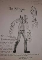 L4D concept (The Stinger) by noegod