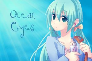 Ocean Eyes by Majo-Kiko