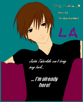 Louisiana--Hetalia OC by JabberwockSlayer