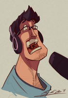 Markiplier by LordOfGazelles