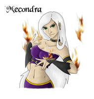 Sexy Mecondra Commission by EbonyClokk