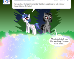 Ask Valier Flowers by The-Clockwork-Crow
