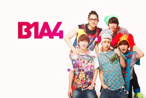 B1A4 B1A4 - Wallpaper by jaeliseop