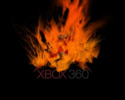 XBOX360 Flame by ViperKid89