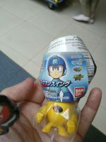 Rockman Swing Collection - Yellow Devil by tanlisette
