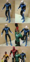 Blue Lantern Saint Walker by Mace2006