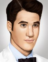 Darren Criss by Smacky35