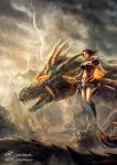 Dragon Summoner by expix