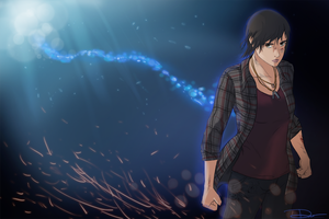Beyond Two Souls by riku-gurl