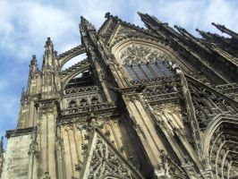 Cologne Cathedral - Kolner Dom by foreverstrawberries