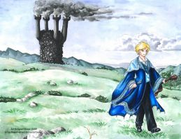 Howl's Moving Castle by GoldeenHerself