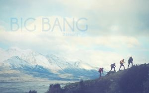 Big Bang in New Zealand by Marianka92