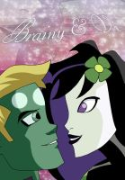 Season 3: Brainy and Vi by FunkyFish1991