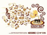 Know me music by waver-h