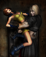 A Vice Like Grip by GoldenGirlDizzy