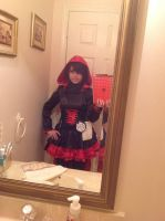 Ruby Rose for Halloween! by finalword09
