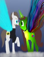 Make New Ship My Oc And Bf by daylover1313
