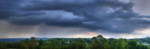 Storm HDR Panorama - 072712 by GTX-Media
