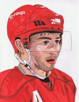 Pavel Datsyuk by Mason44