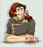 Legend of Korra: BOLIN!!! by Elusha-Rush