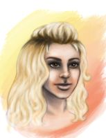 Rose Tyler by Swevenzre
