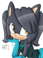 .: So Much Random Gift :. Rosalie The Hedgecat by LeslieElena19