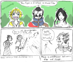 ffx: there is a big difference by kittykeoko