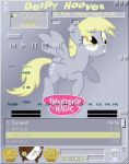 Derpy Hooves amp by shadesmaclean