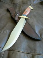 Bowie knife and Sheath 2 by OSOFacasRS