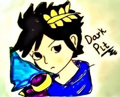 Dark Pit by marialou2003