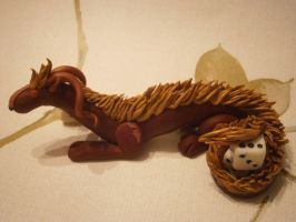 Liars Dice Dragon by spot1the2dog3