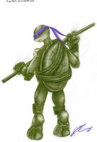 Donatello~ by Riquis101
