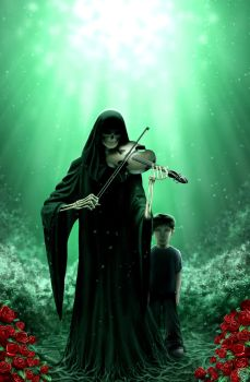 The Fiddler on the Green by kairelld