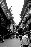 Old China by lennerose