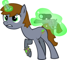 Littlepip from Fallout: Equestria by Vidsfreak