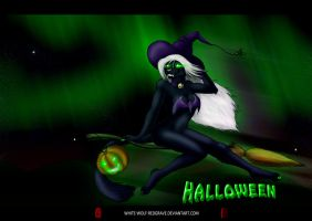 Halloween!!! by White-Wolf-Redgrave