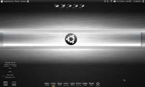 Smooth Ubuntu 1 by ShippD