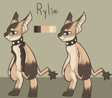 [Ref] Rylie the Diamond Dog by Anidra