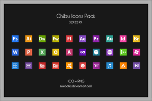 Chibu Icons Pack by Liuxiaofei