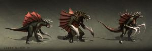 Gigan Mid Variations by NoBackstreetboys