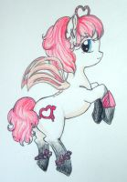 C.A. Cupid Pony by dead-kittens3