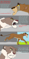 Tale of the First Neckfur Lioness page 14 by wolvesanddogs23