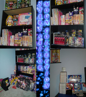 My Sailor Moon Collection - July 2014 by sailorsilverstar