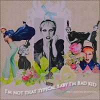 Bad kid Baby by oscarelnoble