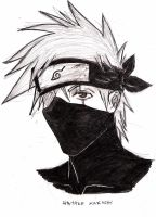 Hatake Kakashi - Request by wolfsouled