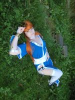 Kasumi Dead or alive 5 by Bellaju
